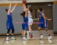 CIAC Girls Basketball; Wolcott 33 vs. St. Paul 59 - Photo # (133)