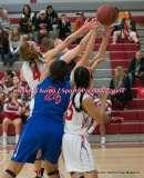 CIAC Girls Basketball; Wolcott 33 vs. St. Paul 59 - Photo # (175)