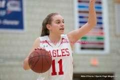CIAC Girls Basketball; Wolcott 33 vs. St. Paul 59 - Photo # (192)