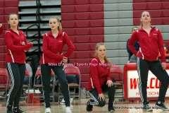 CIAC Girls Basketball; Wolcott 33 vs. St. Paul 59 - Photo # (202)