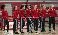 CIAC Girls Basketball; Wolcott 33 vs. St. Paul 59 - Photo # (236)