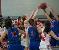 CIAC Girls Basketball; Wolcott 33 vs. St. Paul 59 - Photo # (245)