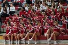 CIAC Girls Basketball; Wolcott 33 vs. St. Paul 59 - Photo # (256)