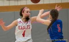 CIAC Girls Basketball; Wolcott 33 vs. St. Paul 59 - Photo # (279)