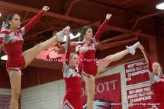 CIAC Girls Basketball; Wolcott 33 vs. St. Paul 59 - Photo # (297)