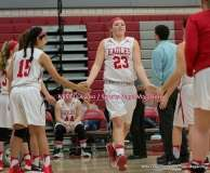CIAC Girls Basketball; Wolcott 33 vs. St. Paul 59 - Photo # (52)