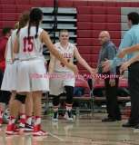 CIAC Girls Basketball; Wolcott 33 vs. St. Paul 59 - Photo # (54)