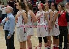CIAC Girls Basketball; Wolcott 33 vs. St. Paul 59 - Photo # (59)