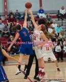 CIAC Girls Basketball; Wolcott 33 vs. St. Paul 59 - Photo # (72)