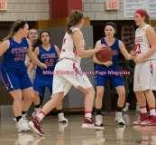 CIAC Girls Basketball; Wolcott 33 vs. St. Paul 59 - Photo # (73)