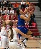 CIAC Girls Basketball; Wolcott 33 vs. St. Paul 59 - Photo # (76)