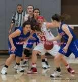 CIAC Girls Basketball; Wolcott 33 vs. St. Paul 59 - Photo # (82)