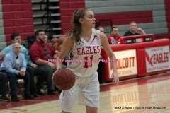 CIAC Girls Basketball; Wolcott 33 vs. St. Paul 59 - Photo # (83)