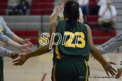 CIAC Girls Basketball - Wolcott 34 vs. Holy Cross 74 (1)