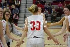CIAC Girls Basketball - Wolcott 34 vs. Holy Cross 74 (10)