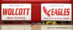 CIAC Girls Basketball - Wolcott 34 vs. Holy Cross 74 (184)