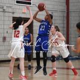 CIAC Girls Basketball - Wolcott 50 vs. Crosby 38_ (50)