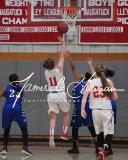 CIAC Girls Basketball - Wolcott 50 vs. Crosby 38_ (60)