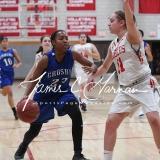 CIAC Girls Basketball - Wolcott 50 vs. Crosby 38_ (70)