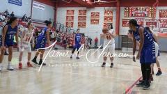 CIAC Girls Basketball - Wolcott 50 vs. Crosby 38_ (73)