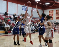 CIAC Girls Basketball - Wolcott 50 vs. Crosby 38_ (80)