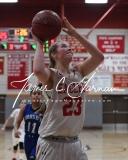 CIAC Girls Basketball - Wolcott 50 vs. Crosby 38_ (85)