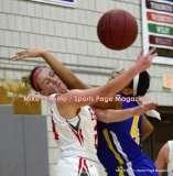 CIAC Girls Basketball; Wolcott 50 vs. Seymour 47 - Photo # (107)
