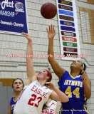 CIAC Girls Basketball; Wolcott 50 vs. Seymour 47 - Photo # (108)