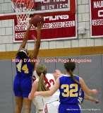 CIAC Girls Basketball; Wolcott 50 vs. Seymour 47 - Photo # (116)