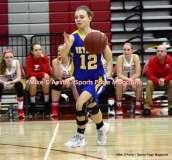CIAC Girls Basketball; Wolcott 50 vs. Seymour 47 - Photo # (117)