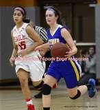 CIAC Girls Basketball; Wolcott 50 vs. Seymour 47 - Photo # (121)