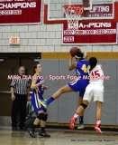 CIAC Girls Basketball; Wolcott 50 vs. Seymour 47 - Photo # (126)