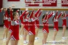 CIAC Girls Basketball; Wolcott 50 vs. Seymour 47 - Photo # (127)
