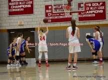 CIAC Girls Basketball; Wolcott 50 vs. Seymour 47 - Photo # (147)
