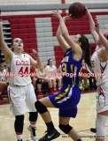 CIAC Girls Basketball; Wolcott 50 vs. Seymour 47 - Photo # (156)