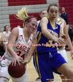 CIAC Girls Basketball; Wolcott 50 vs. Seymour 47 - Photo # (157)