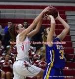 CIAC Girls Basketball; Wolcott 50 vs. Seymour 47 - Photo # (167)