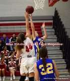 CIAC Girls Basketball; Wolcott 50 vs. Seymour 47 - Photo # (171)