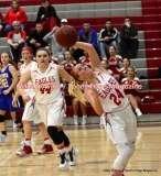 CIAC Girls Basketball; Wolcott 50 vs. Seymour 47 - Photo # (173)