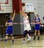 CIAC Girls Basketball; Wolcott 50 vs. Seymour 47 - Photo # (189)