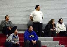 CIAC Girls Basketball; Wolcott 50 vs. Seymour 47 - Photo # (192)