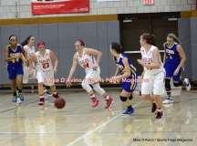 CIAC Girls Basketball; Wolcott 50 vs. Seymour 47 - Photo # (210)