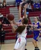 CIAC Girls Basketball; Wolcott 50 vs. Seymour 47 - Photo # (211)