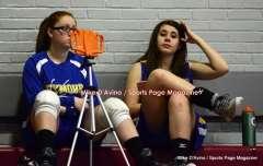 CIAC Girls Basketball; Wolcott 50 vs. Seymour 47 - Photo # (214)
