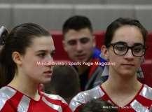 CIAC Girls Basketball; Wolcott 50 vs. Seymour 47 - Photo # (219)