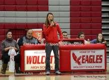 CIAC Girls Basketball; Wolcott 50 vs. Seymour 47 - Photo # (226)