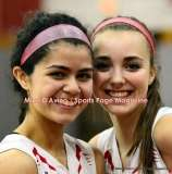 CIAC Girls Basketball; Wolcott 50 vs. Seymour 47 - Photo # (34)