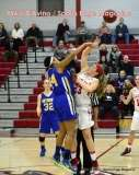 CIAC Girls Basketball; Wolcott 50 vs. Seymour 47 - Photo # (41)