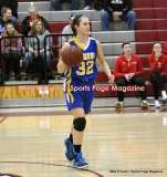 CIAC Girls Basketball; Wolcott 50 vs. Seymour 47 - Photo # (42)