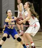 CIAC Girls Basketball; Wolcott 50 vs. Seymour 47 - Photo # (48)